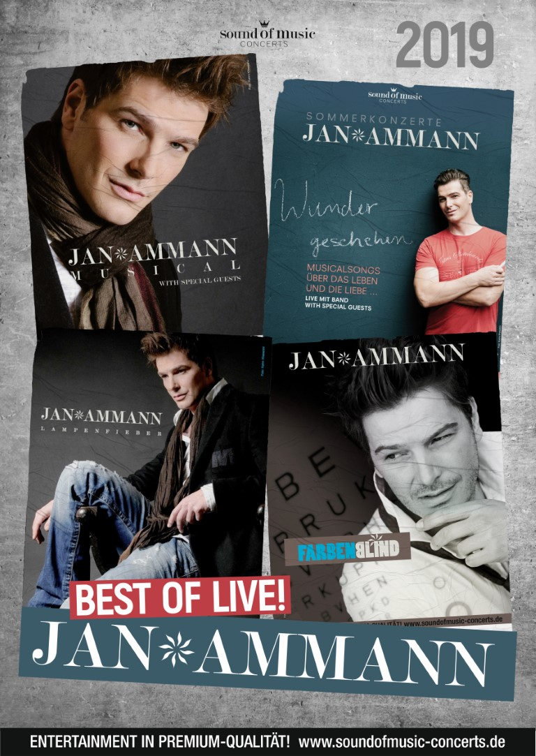 JAN AMMANN – BEST OF